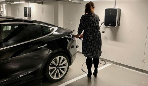 Så mye må strømprisen stige for at diesel skal bli billigst