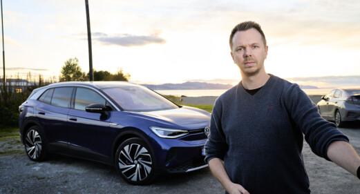 – Sparer 3000 kr i måneden med elbil