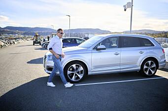 – Jeg ble ikke varslet om EU-kontroll på leasingbilen
