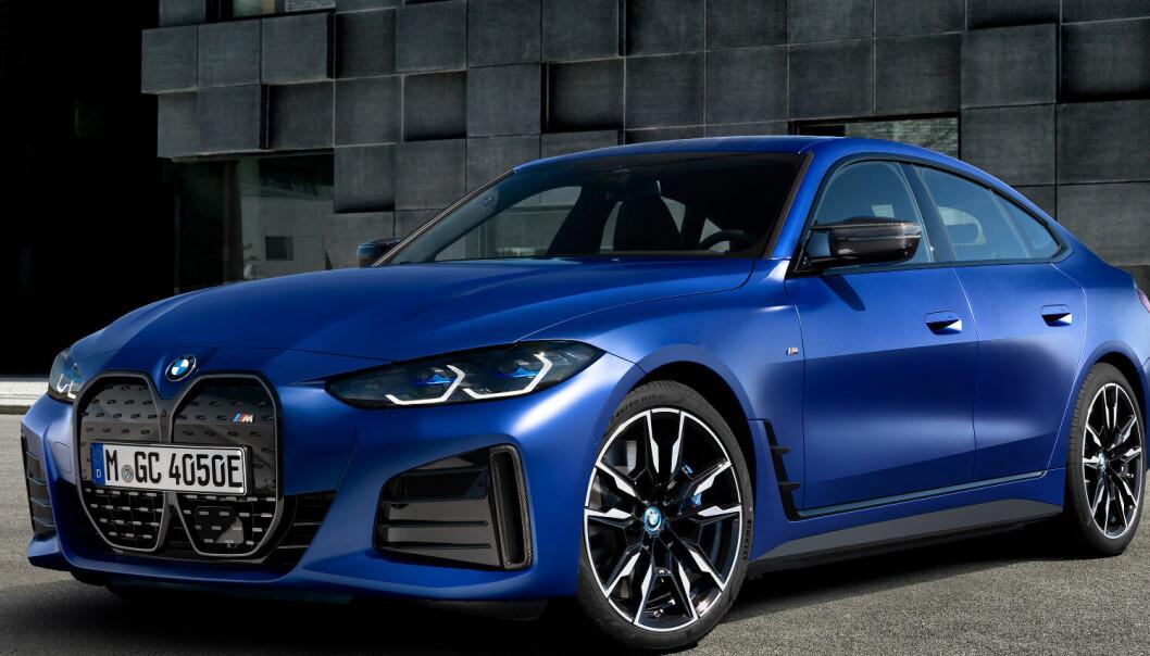 Elbilen som vil frelse selv de største BMW-entusiastene