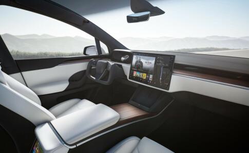 Tesla hemmelighetsfulle om det kommer på norske biler